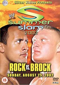 Wwe: Summerslam 2002 - Rock Vs Brock [DVD]