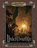 Expedition to Undermountain (Dungeons & Dragons d20 3.5 Fantasy Roleplaying, Adventure) (078694157X) by Boyd, Eric L.
