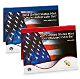 2013 United States Mint Uncirculated Coin Set (U13) in Original Government Packaging