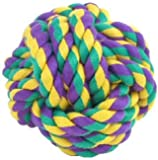 Multipet Nuts for Knots Dog Toy, 5""
