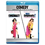 5116U7I38yL. SL160 SS150  #10: Miss Congeniality/Miss Congeniality 2: Armed and Fabulous (Comedy Double Feature) [Blu ray]