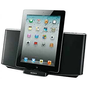 Sony RDPX200iP.CEK Wireless Speaker Dock with Bluetooth for iPod/iPhone/iPad