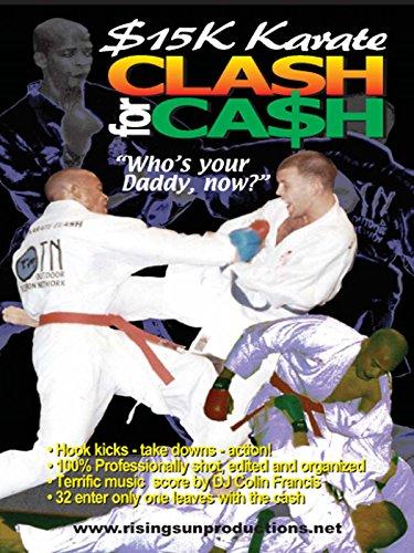 $15K Karate Clash for Cash