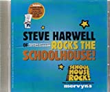 img - for Steve Harwell of Smashmouth Rocks the Schoolhouse [School House Rocks)] (Audio Cd) (Includes: Conjunction Junction / Interjections / I'm Just a Bill / All Star / Fun) book / textbook / text book