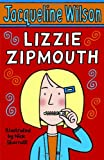 Cover of Lizzie Zipmouth by Jacqueline Wilson 0552557846