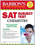 Barrons SAT Subject Test Chemistry, 11th Edition