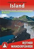 Island : Die schönsten Küsten - und Bergwanderungen, 63 Touren, mit GPS-Tracks (Rother Wanderführer) title=