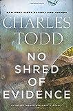 No Shred of Evidence: An Inspector Ian Rutledge Mystery (Inspector Ian Rutledge Mysteries, Band 18)