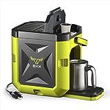 OXX COFFEEBOXX Jobsite Single Serve Coffee Maker, Green