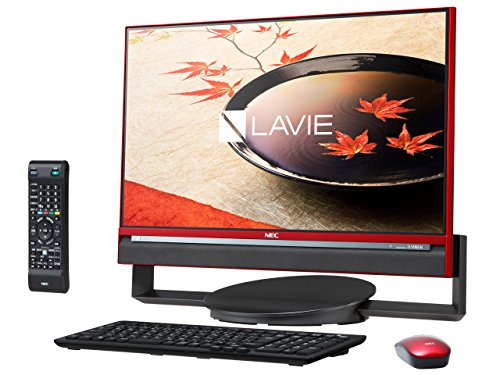 LAVIE Desk All-in-one DA770/CAR PC-DA770CAR