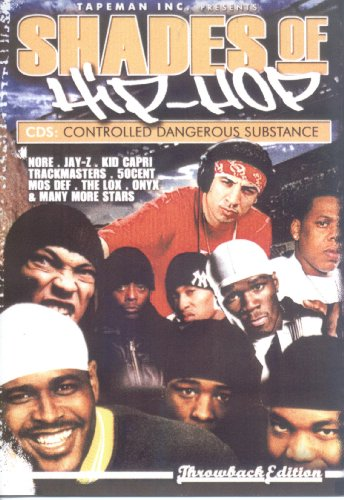 Shades of Hip Hop (Jay-Z, 50 Cent, etc) [Import anglais]