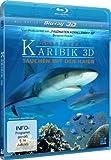 Image de Abenteuer Karibik 3d - Tauchen mit Den Haien [Blu-ray] [Import allemand]
