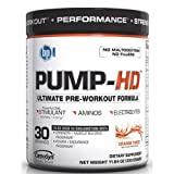 BPI Sports Pump-HD Yohimbe Free Herbal Mineral Supplement, Orange Twist, 11.64 Ounce