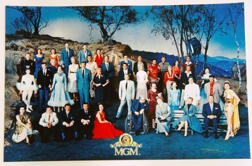mgm-40-contract-actors-17-x-11-photo-janet-leigh-debby-reynolds-esther-williams-elizabeth-taylor-mor