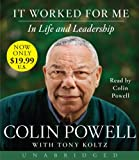 It Worked For Me Low Price CD: In Life and Leadership