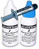 Arctic Silver 5 (AS5) Paste and Articlean Cleaner