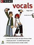 Xtreme Vocals With CD (Xtreme (Warner Brothers)) [Paperback]