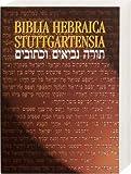 echange, troc Bible Society - Biblia Hebraica Stuttgartensia (BHS)