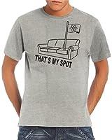 That`s my Spot - The Big Bang Theory T-Shirt S-5XL div. Farben