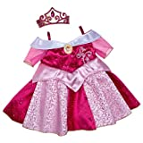 Build a Bear Workshop, Sleeping Beauty Costume 2 pc. - Teddy Bear Clothing