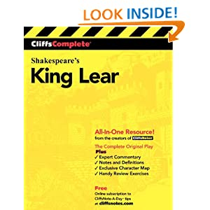 King Lear Compare and Contrast Essay