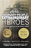 img - for 9/11 Ordinary People: Extraordinary Heroes - NYC, The First Battle in the War Against Terror book / textbook / text book