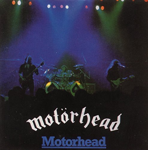 Motörhead - 2-Track CARD SLEEVE - 1) Motörhead (Live) 2) Over The Top (Live) - 	CDSINGLE