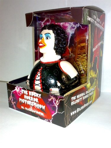 Rocky Horror Picture Show Dr Frank-N-Furter Rubber Duck: Tim Curry Celebriduck