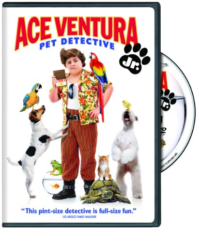 Cover art for  Ace Ventura Pet Detective Jr.