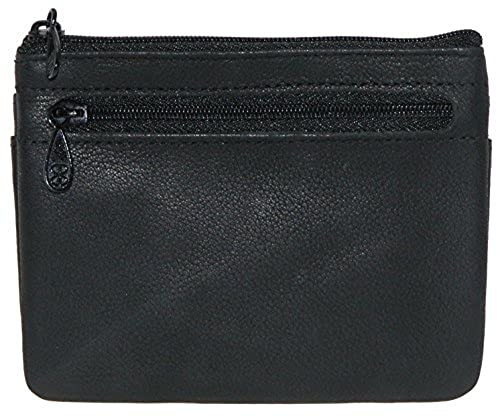 04. Buxton Large ID Coin/Card Case Wallet