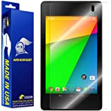 ArmorSuit MilitaryShield - Google Nexus 7 2nd Generation Screen Protector Shield + Lifetime Replacements