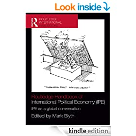 Routledge Handbook of IPE: IPE as a Global Conversation