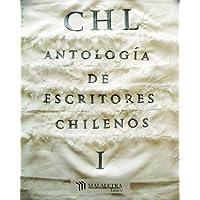 CHL Antología de escritores chilenos 1
