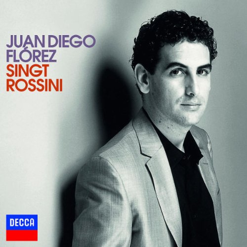 Juan Diego Florez canta Rossini - CD