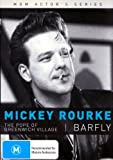 Mickey Rourke ~ Double DVD Pack (Pope of Greenwhich Village / Barfly) (Pal Region 4)
