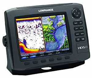 owrance 000-10536-001 Lowrance HDS-8 GEN2 Plotter Sounder, with 8.4-inch LCD, Insight... by Lowrance