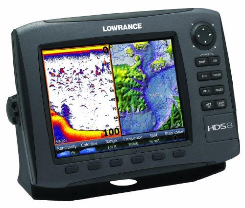 Lowrance HDS 8 GEN2 Plotter Sounder