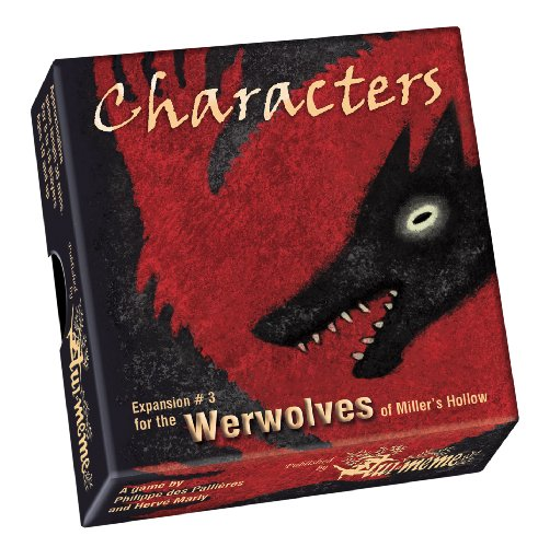 War Wolves/of/Miller's hollow: a new villager