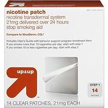 Nicotine Step 1 Patch 14-pk. - Original (21 mg)
