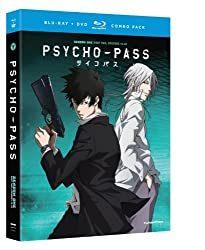 Psycho-Pass: Part Two (Blu-ray/DVD Combo)