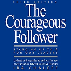 The Courageous Follower Audiobook