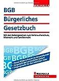 BGB - Bürgerliches Gesetzbuch Ausgabe 2014: Mit den Nebengesetzen zum Verbraucherschutz, Mietrecht und Familienrecht