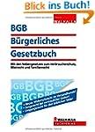 BGB - B�rgerliches Gesetzbuch Ausgabe...