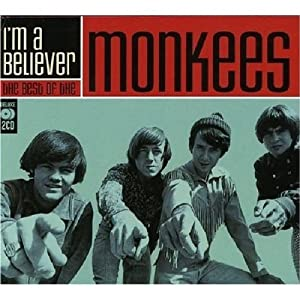 """Cover of """"I'm a Believer: the Best of"""""""