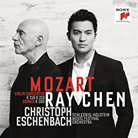 Mozart: Violin Concertos & Sonata