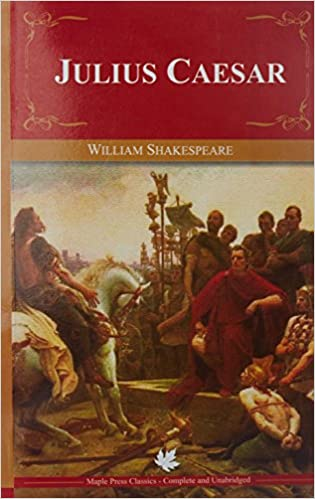 william shakespeares play of tragedy in julius caesar Shakespeare's julius caesar is the greatest political thriller ever written the play itself has almost overwhelmed the historical story, so the murder of caesar is possibly the most famous crime in history.