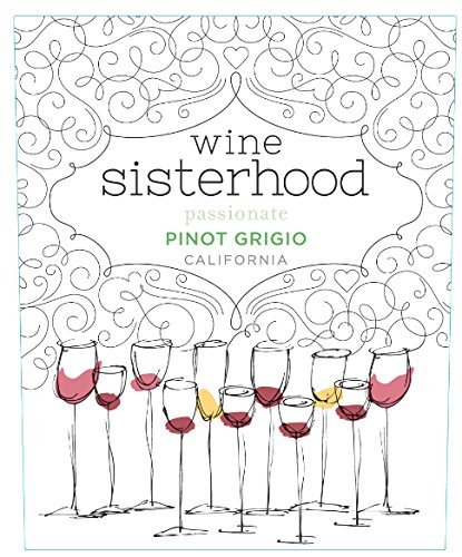 NV Wine Sisterhood Passionate Pinot Grigio 750 mL