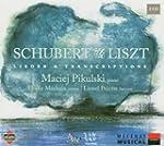 Schubert / Liszt - 13 Lieder chant�s...