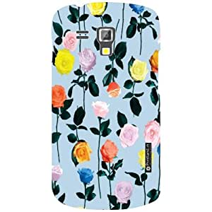 Printland Designer Back Cover for Samsung Galaxy S Duos 7562 Case Cover