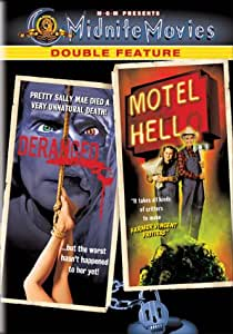 Deranged/Motel Hell (Midnite Movies Double Feature) [Import]